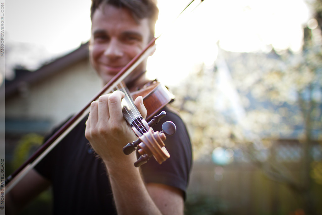 violin & sebastian lange