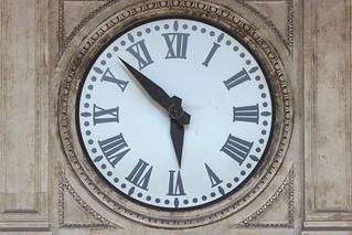 Avec le décalage horaire, le temps passe plus lentement...