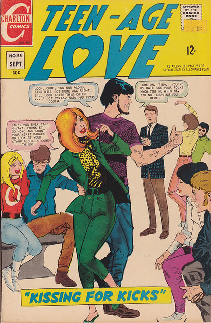 Teen-Age Love