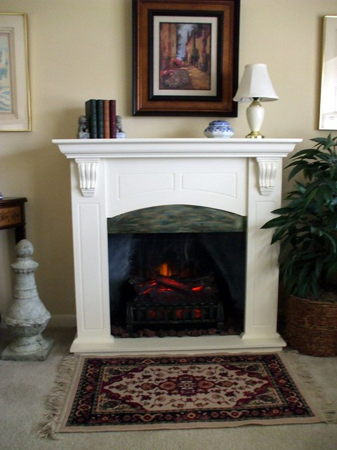 duraflame 20 electric fireplace insert log set