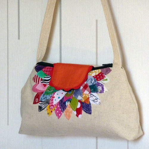 Flower Bag by -Vivie-