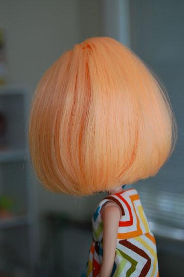 For brooklynpablita - back view | Her hair was boil permed ...
