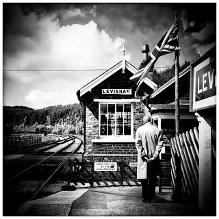 Levisham Station, North York Moors Railway, Yorkshire