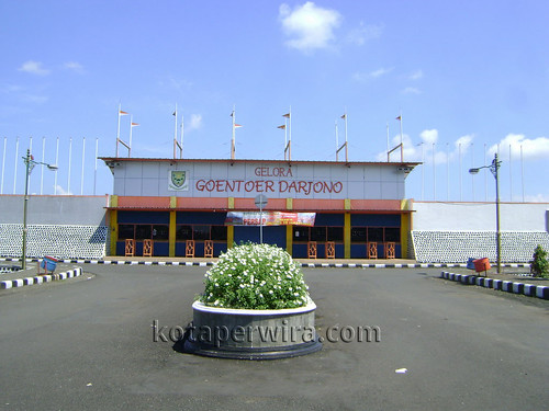 Stadion Gelora Goentoer Darjono
