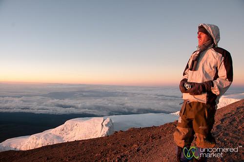 africa mountains kilimanjaro mtkilimanjaro clouds sunrise tanzania dawn mountkilimanjaro glaciers eastafrica gadv marangutrail dna2tanzania