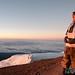 Dawn at the top of Mt. Kilimanjaro - Tanzania