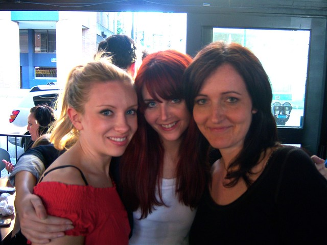 Naomi, Sarah and me