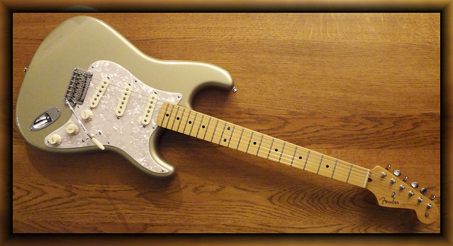 Photo:Fender Stratocaster Classic Player 50's By XoranSorvor
