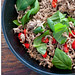 stir fry of chicken & basil recipe