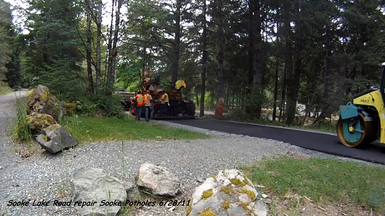 sooke potholes 39 new road today i cycled 28km on the. Black Bedroom Furniture Sets. Home Design Ideas