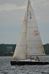 sailing ship(0.0), dinghy(0.0), yacht(0.0), ship(0.0), galway hooker(0.0), windjammer(0.0), lugger(0.0), tall ship(0.0), scow(0.0), yacht racing(1.0), sail(1.0), sailboat(1.0), sailing(1.0), sailboat racing(1.0), keelboat(1.0), vehicle(1.0), sailing(1.0), sports(1.0), windsports(1.0), mast(1.0), watercraft(1.0), dinghy sailing(1.0), boat(1.0),