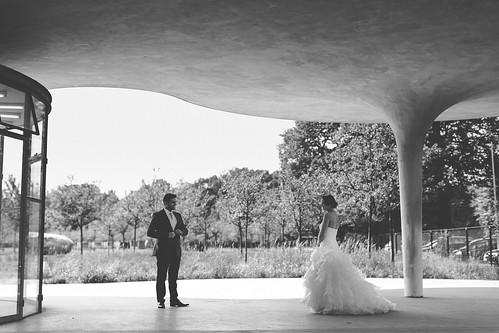 Trouwreportge Rav & Inge Antwerpen - Huwelijksfotograaf Tom Leuntjens