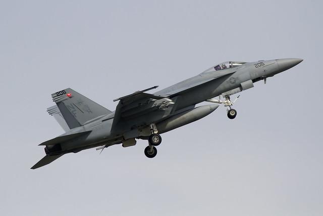 U.S.NAVY F/A-18E