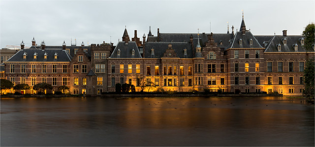 The Hague in 2016