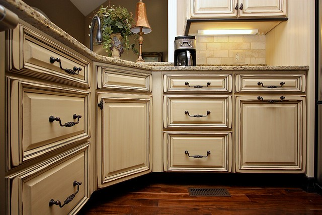 kitchen cabinets glaze and distress 13 flickr photo