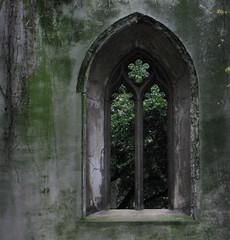 St Dunstan window