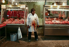 the happy butcher