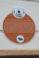 Photo of Brown plaque № 6372