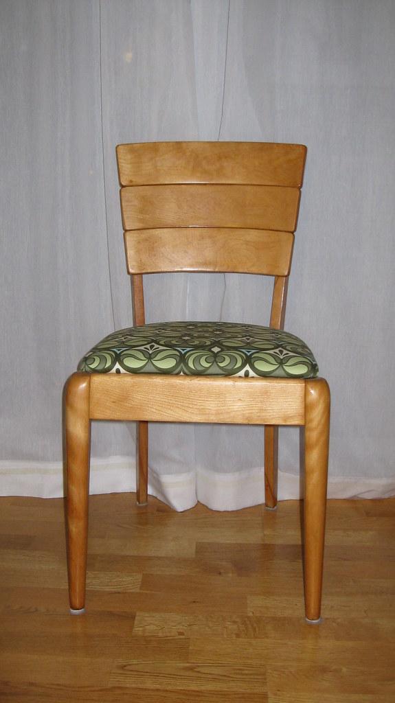 Heywood Wakefield Dining Chair | Steckerlinds | Flickr
