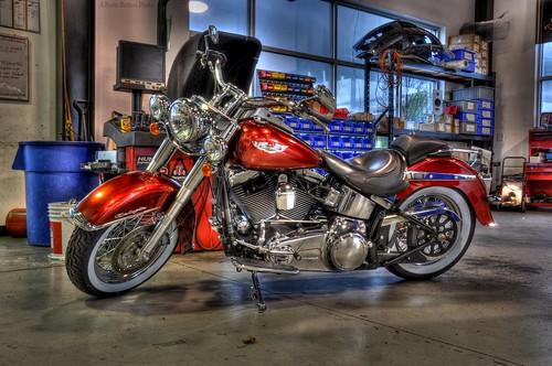 Harley Davidson Deluxe HDR