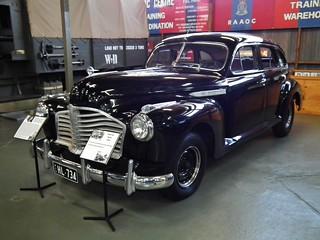 1941 Buick sedan
