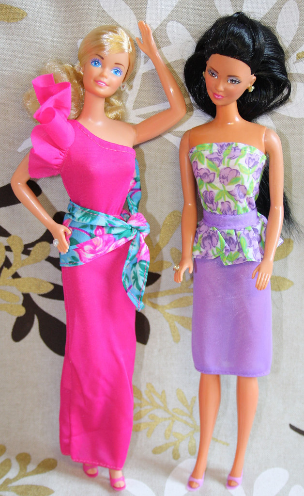 Barbie Glow Fashion