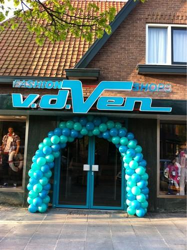 Ballonboog 6m vd Ven Oostvoorne