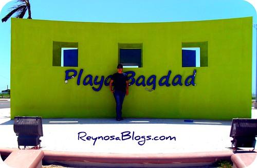 Playa Bagdad