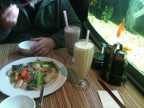 Food, Drinks & Fish Tank