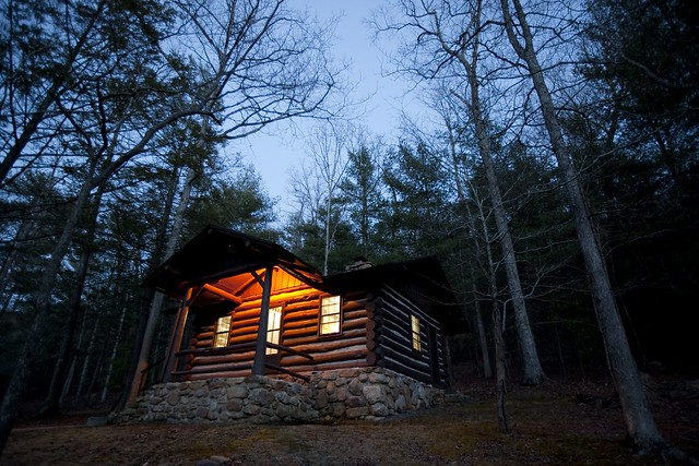 Typical 2 Bedroom Cabin At Douthat State Park, Photo Courtesy Of Bill  Crabtree, Jr