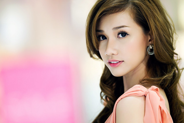 MC Quynh Chi (04/2011)