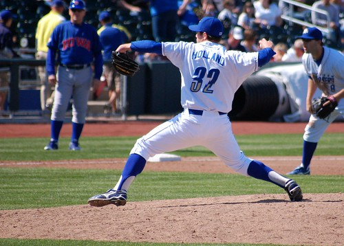 Greg Holland was FILTHY.