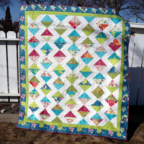 Geese In The Park Quilt My Mom And I Made This Quilt As