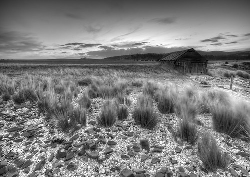 Mayfield in Black and White by BrendanDavey