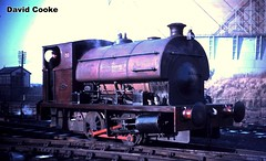 S0869 WMGB P2032/42 0-4-0ST No.20 @ Foleshill Gas Works