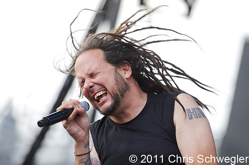Korn Announce Second Leg of Tour Dates