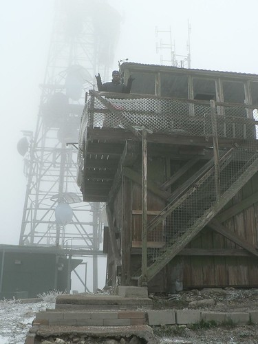 Frazier Mountain Lookout No. 1