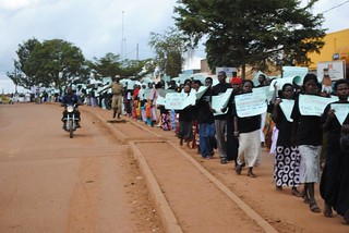 The protesters keep coming KC Sharifah Nabukenya