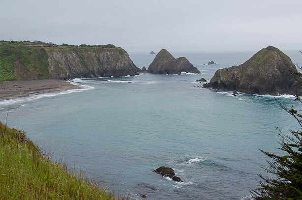 Mendocino on the rugged Northern California Coast. 5 Romantic Places to Experience Nature