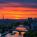 Paris @ Sunset by A.G. Photographe