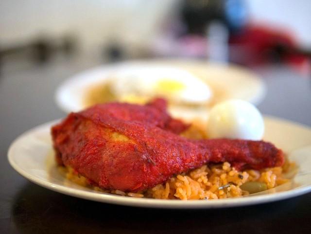 halal Penang food - best nasi kandar raffe bishop street-005