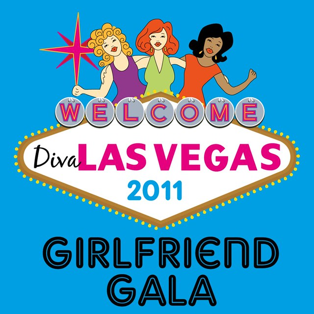 Diva Las Vegas — 2011 Girlfriend Gala logo