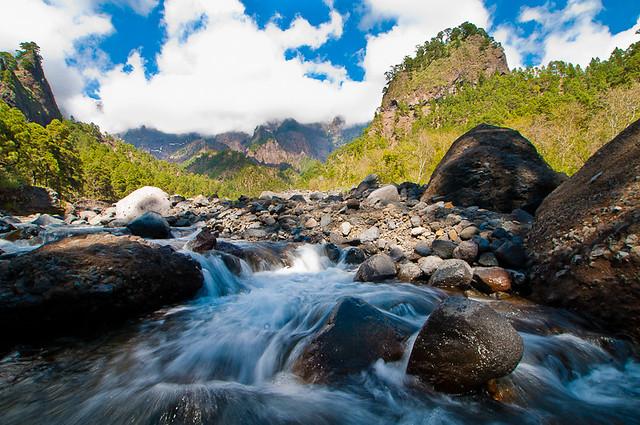 Maravillas de espa a la palma la isla del mill n de for Oficina turismo palma