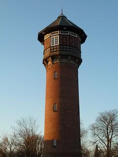 Taastrup Water Tower, Denmark