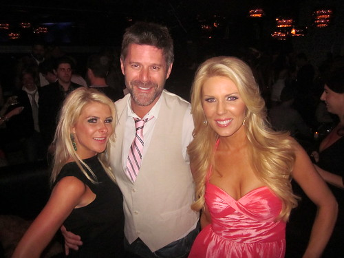Jennifer Lexon, Slade Smiley, Gretchen Rossi, Star Magazine's All Hollywood Party, A-List Communications by Real TV Films