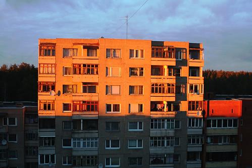 sunset shadow week25 photoweeks