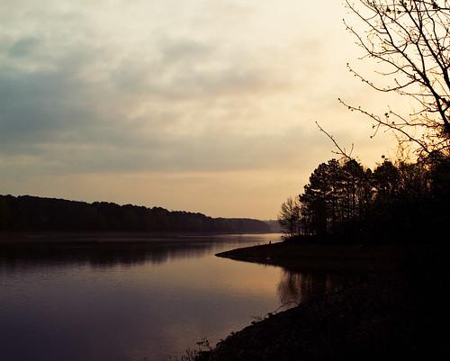 camping lake degray