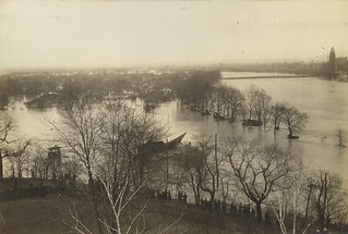 Miami River, Dayton, OH - 1913 Flood