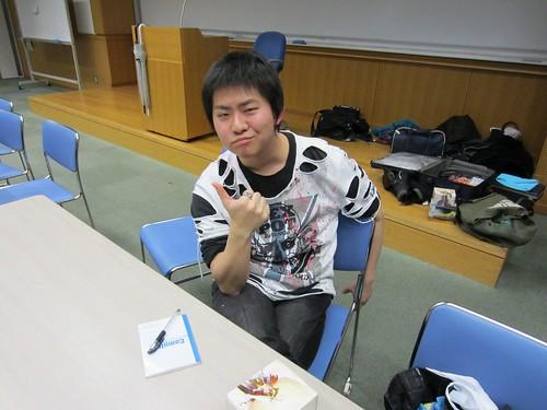 LMC Yoyogi 332nd Champion: Isayama Yusuke