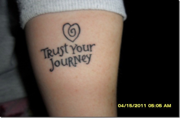 trust your journey tatoo flickr photo sharing